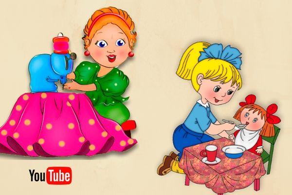 Постельное белье для кукол своими руками