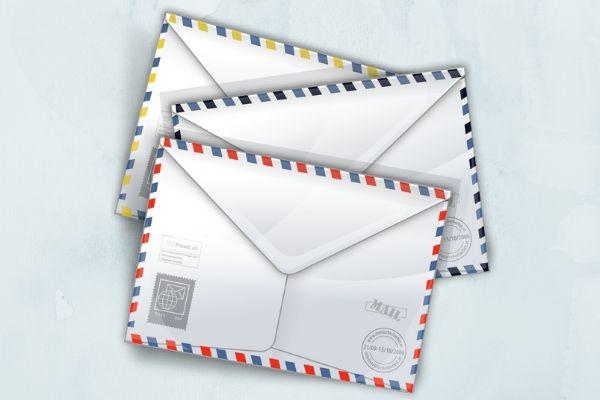 Виды электронных писем